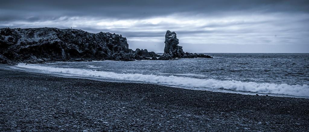 冰岛Djúpalónssandur沙滩,峥嵘岁月_图1-14