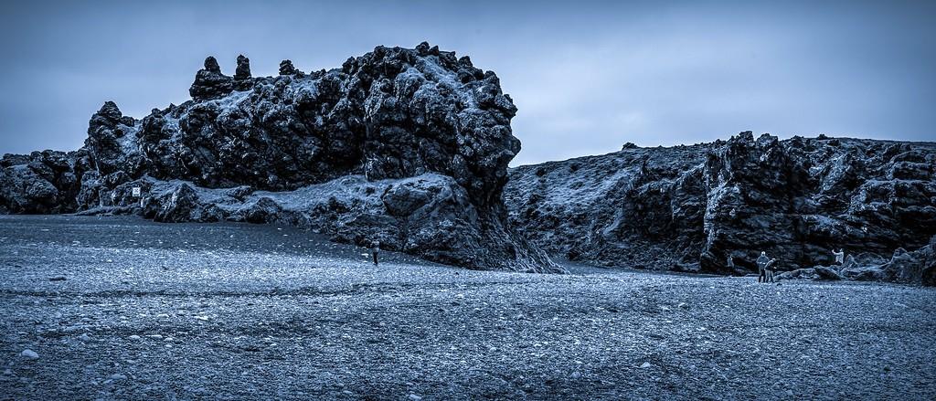 冰岛Djúpalónssandur沙滩,峥嵘岁月_图1-13