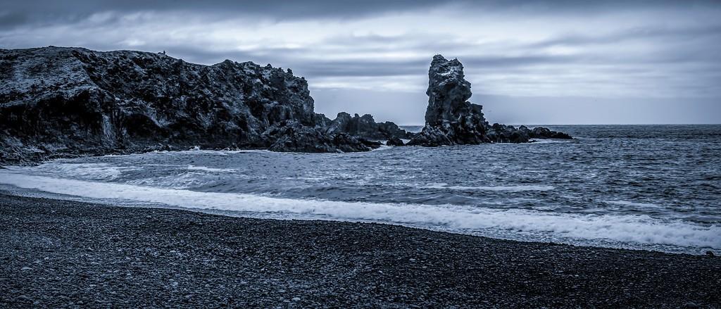 冰岛Djúpalónssandur沙滩,峥嵘岁月_图1-12