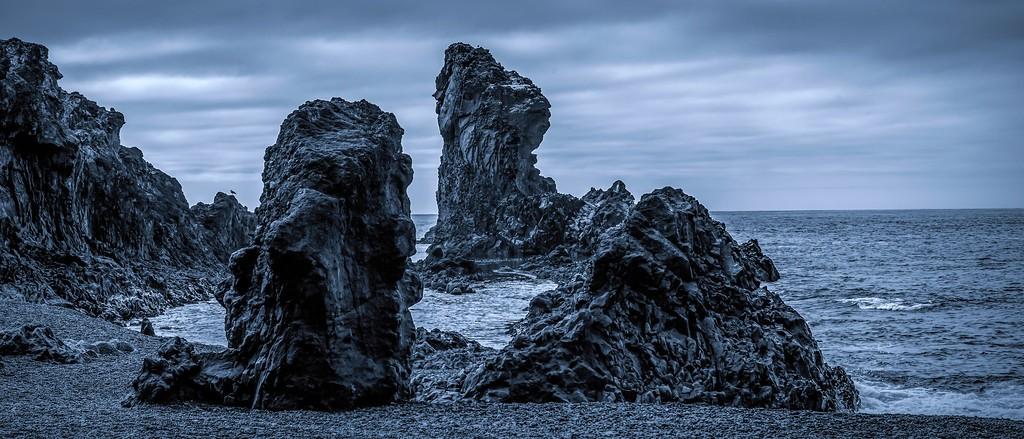 冰岛Djúpalónssandur沙滩,峥嵘岁月_图1-3