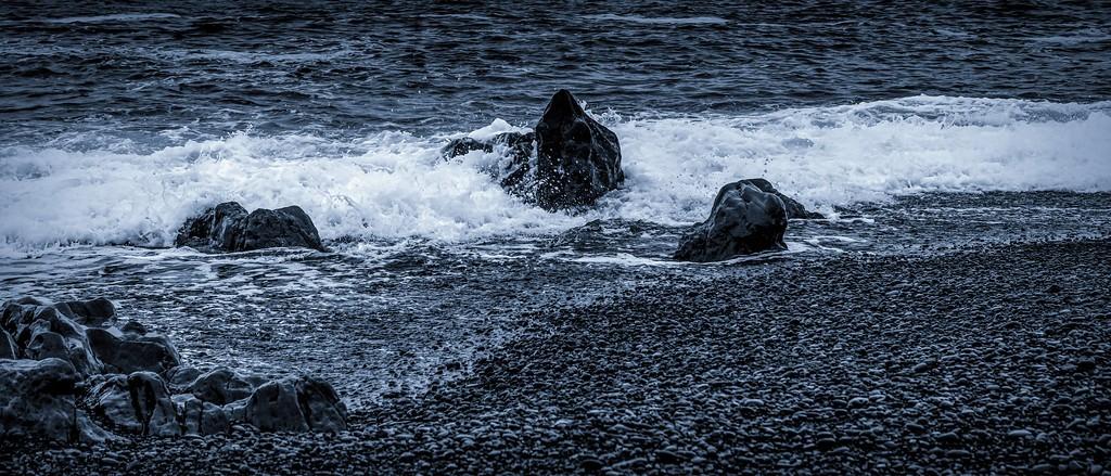 冰岛Djúpalónssandur沙滩,峥嵘岁月_图1-2