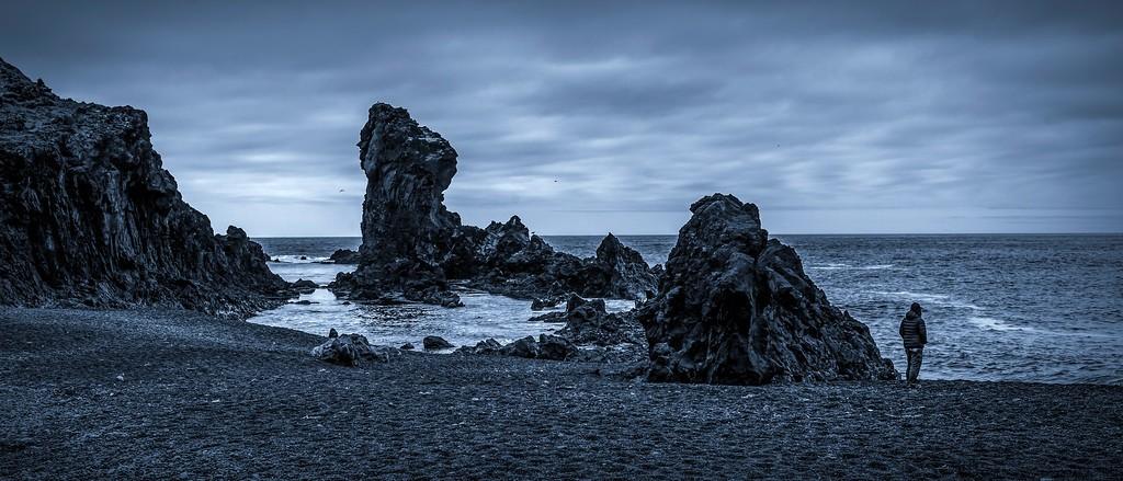 冰岛Djúpalónssandur沙滩,峥嵘岁月_图1-1