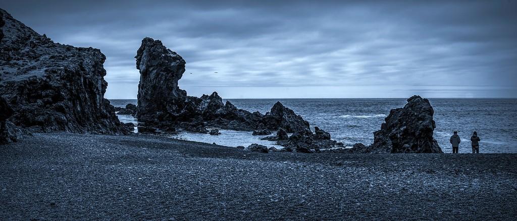 冰岛Djúpalónssandur沙滩,峥嵘岁月_图1-8