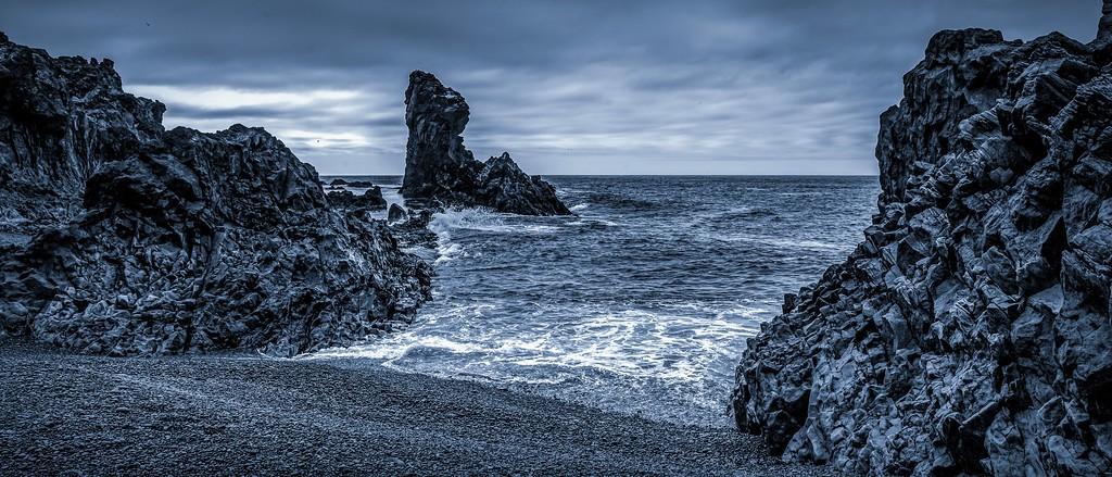 冰岛Djúpalónssandur沙滩,峥嵘岁月_图1-9