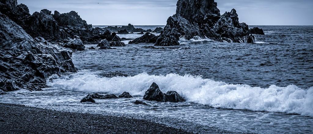 冰岛Djúpalónssandur沙滩,峥嵘岁月_图1-7