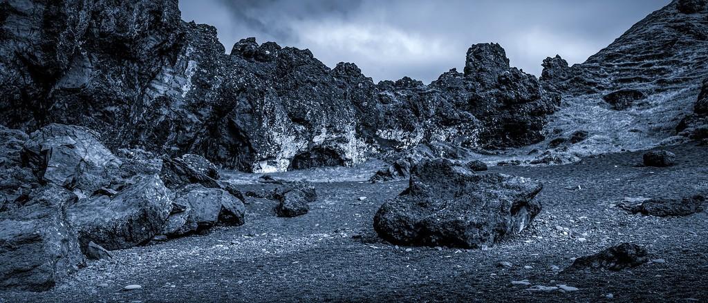 冰岛Djúpalónssandur沙滩,峥嵘岁月_图1-6