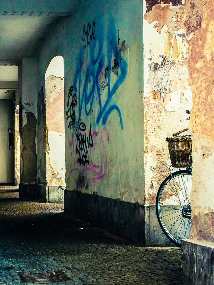 斯洛文尼亚首都卢布尔雅那(Ljubljana), 小巷文化_图1-12