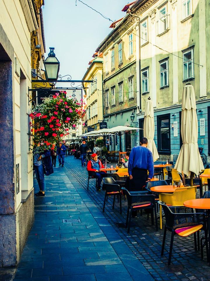 斯洛文尼亚首都卢布尔雅那(Ljubljana), 小巷文化_图1-17