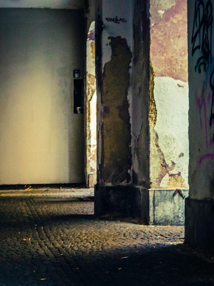 斯洛文尼亚首都卢布尔雅那(Ljubljana), 小巷文化_图1-14