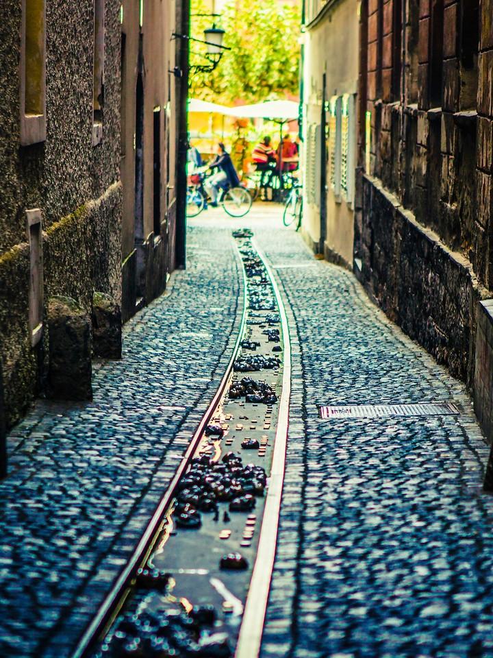 斯洛文尼亚首都卢布尔雅那(Ljubljana), 小巷文化_图1-22