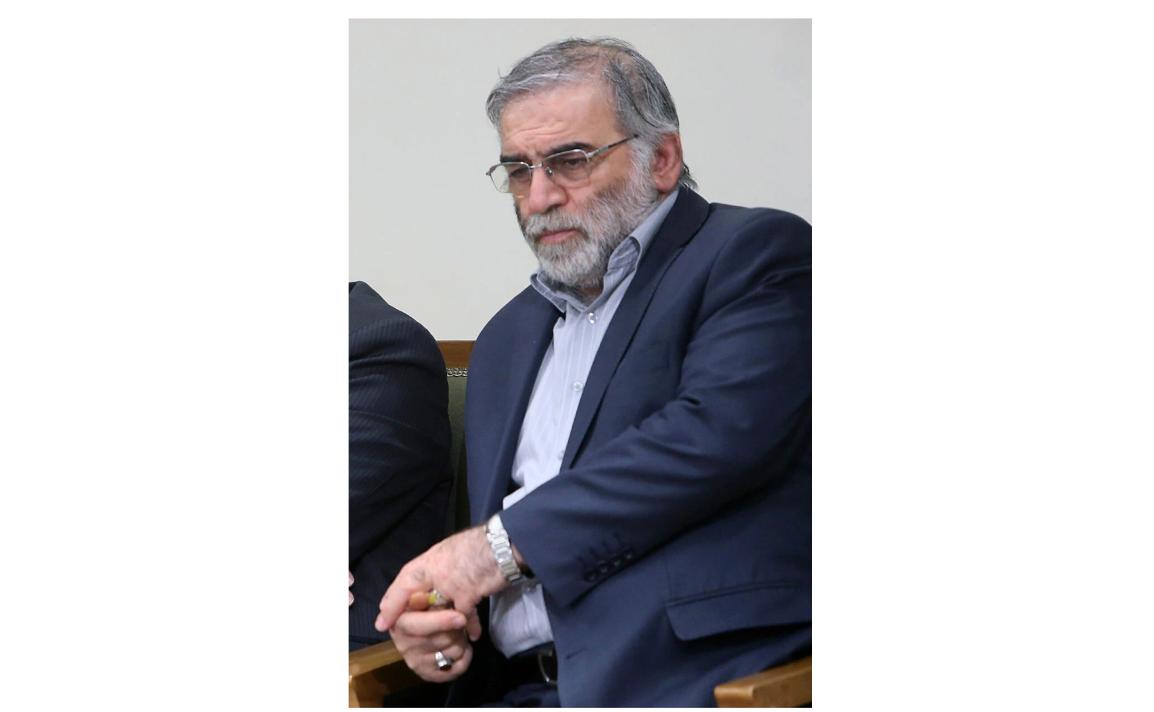伊朗顶级核武器专家遇刺身亡_图1-1