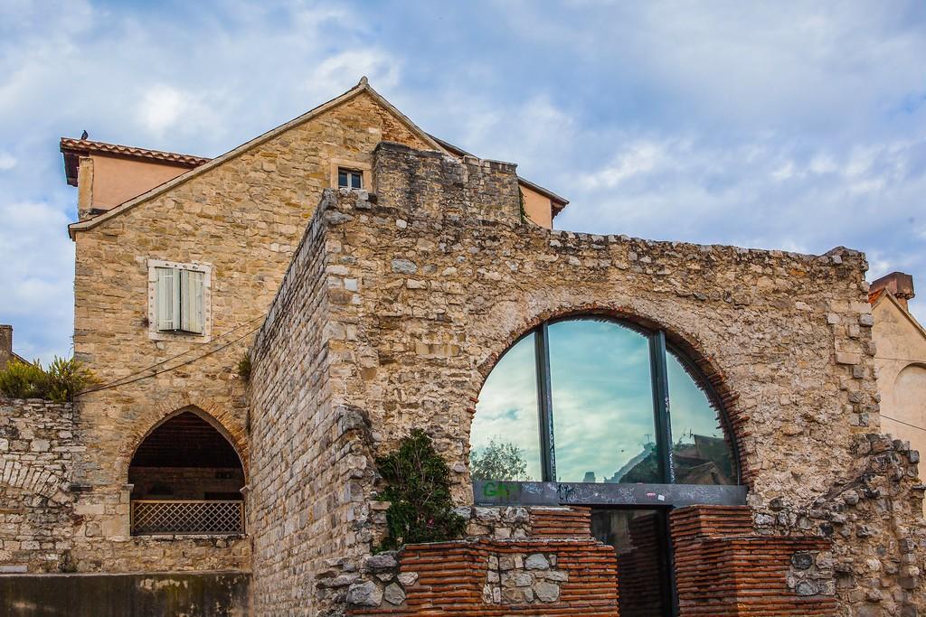 克罗地亚斯普利特(Split),老城建筑_图1-23