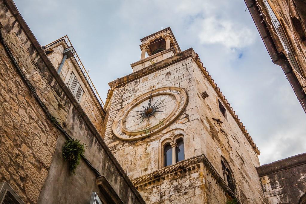 克罗地亚斯普利特(Split),老城建筑_图1-19