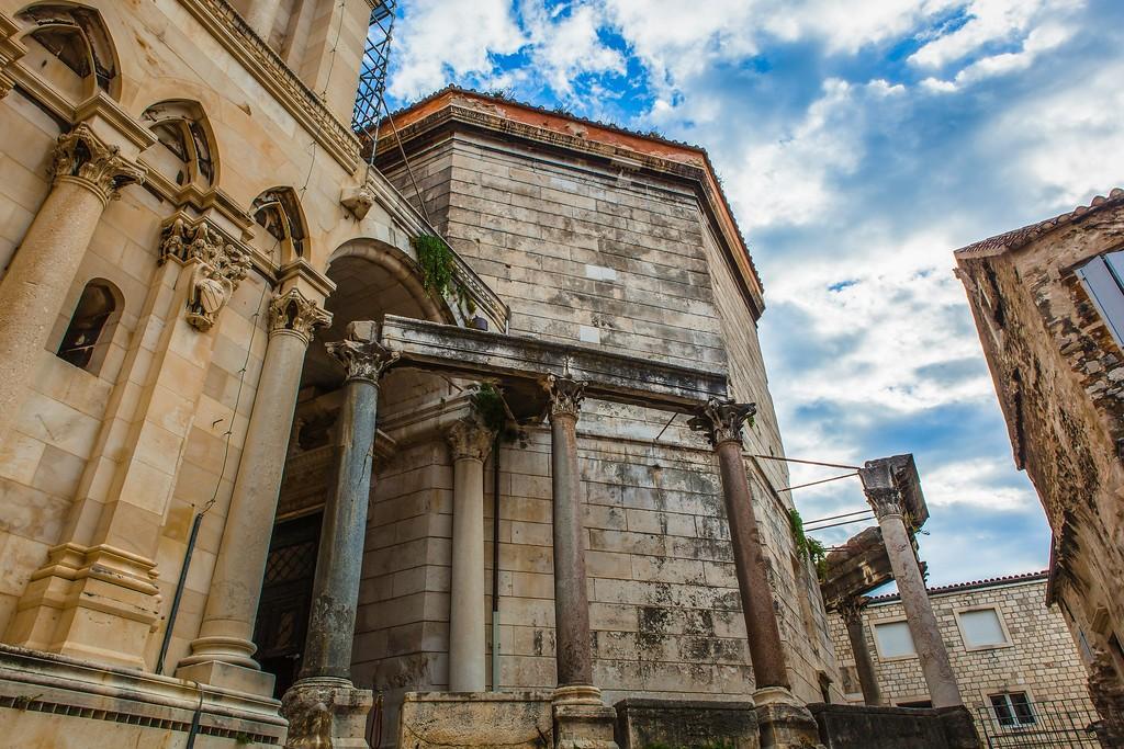 克罗地亚斯普利特(Split),老城建筑_图1-13