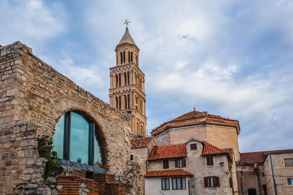 克罗地亚斯普利特(Split),老城建筑_图1-9