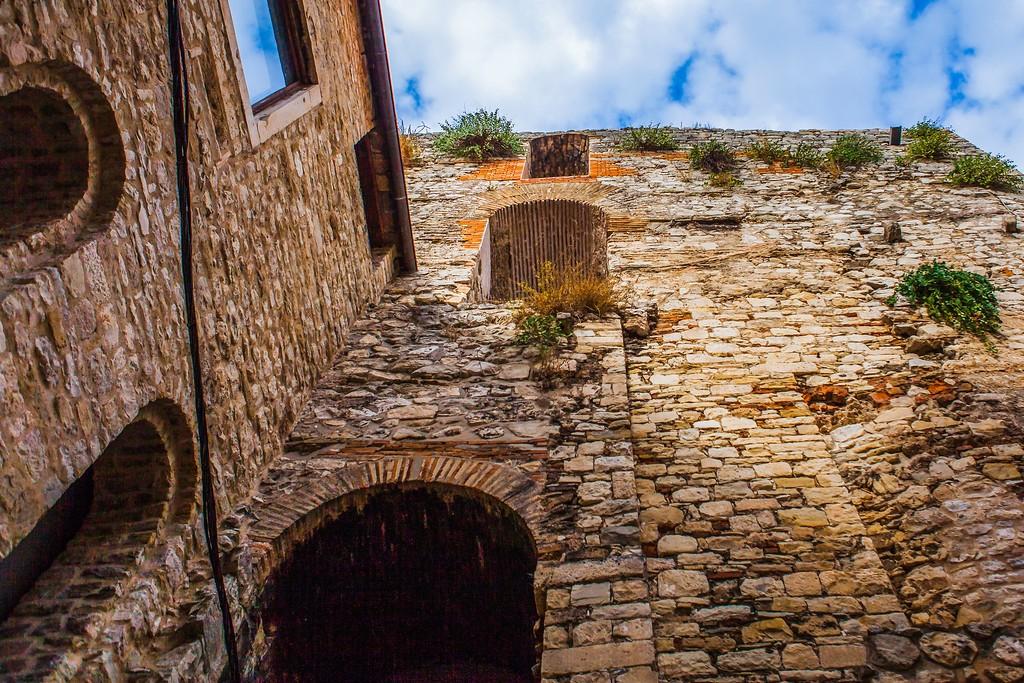 克罗地亚斯普利特(Split),老城建筑_图1-8