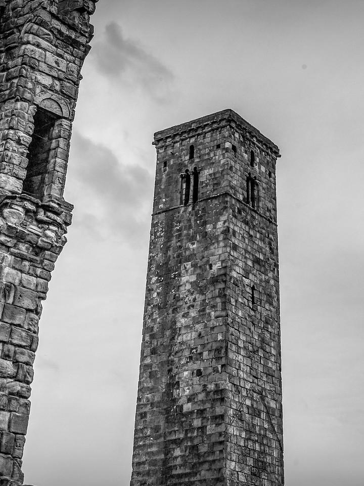 苏格兰圣安德鲁主教座堂(Cathedral of St Andrew)遗迹,曾经的辉煌 ..._图1-11
