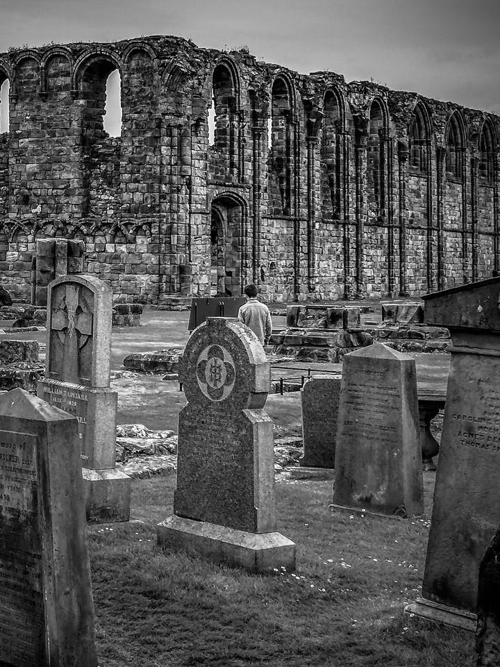 苏格兰圣安德鲁主教座堂(Cathedral of St Andrew)遗迹,曾经的辉煌 ..._图1-22