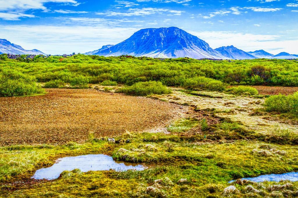 冰岛风采,风景如画_图1-11
