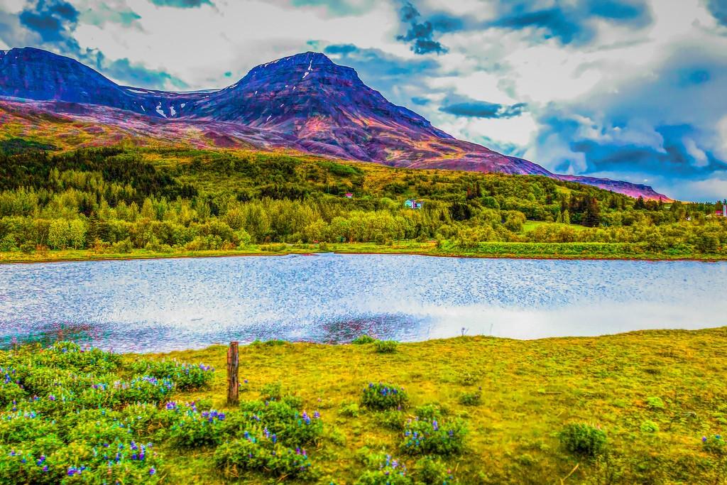 冰岛风采,风景如画_图1-7