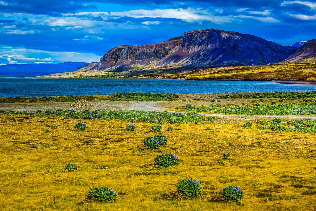 冰岛风采,风景如画_图1-9