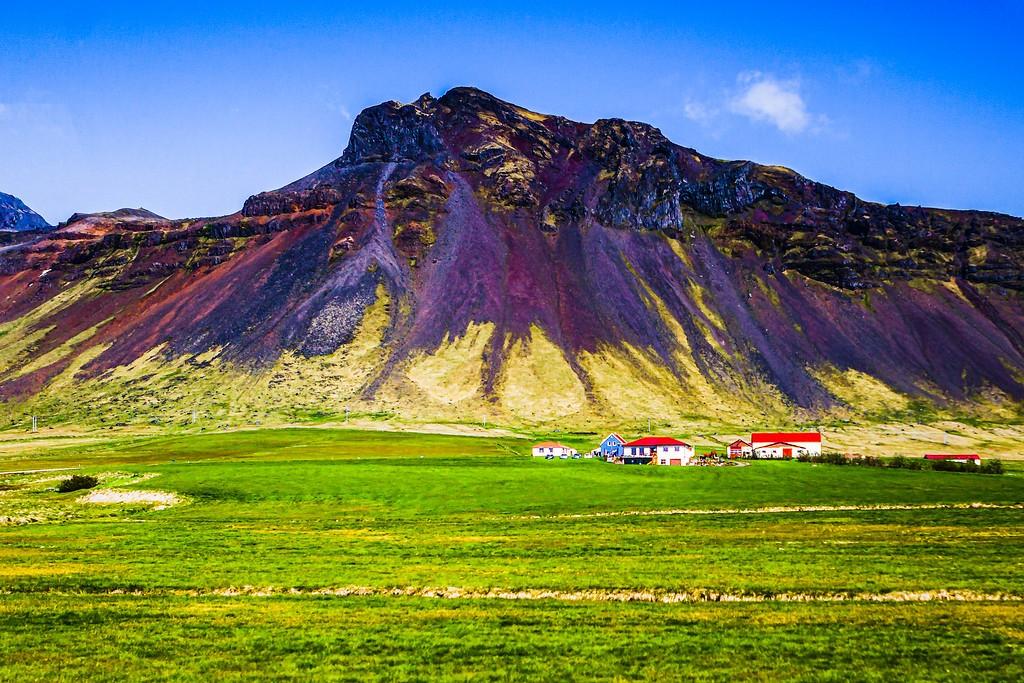 冰岛风采,风景如画_图1-1