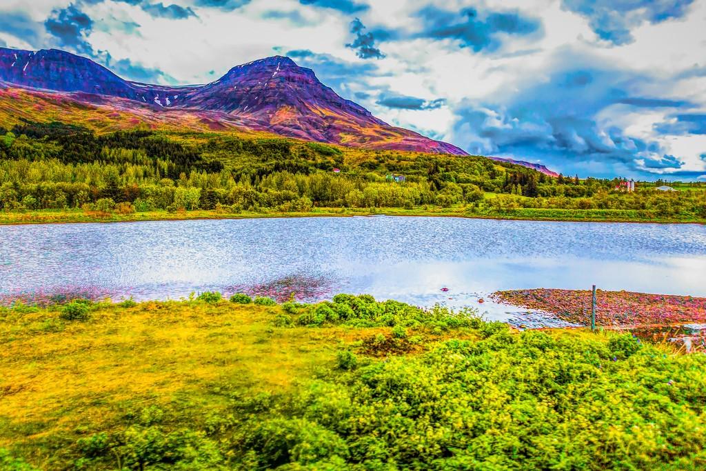 冰岛风采,风景如画_图1-3