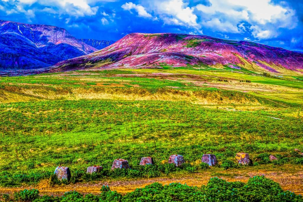 冰岛风采,风景如画_图1-30