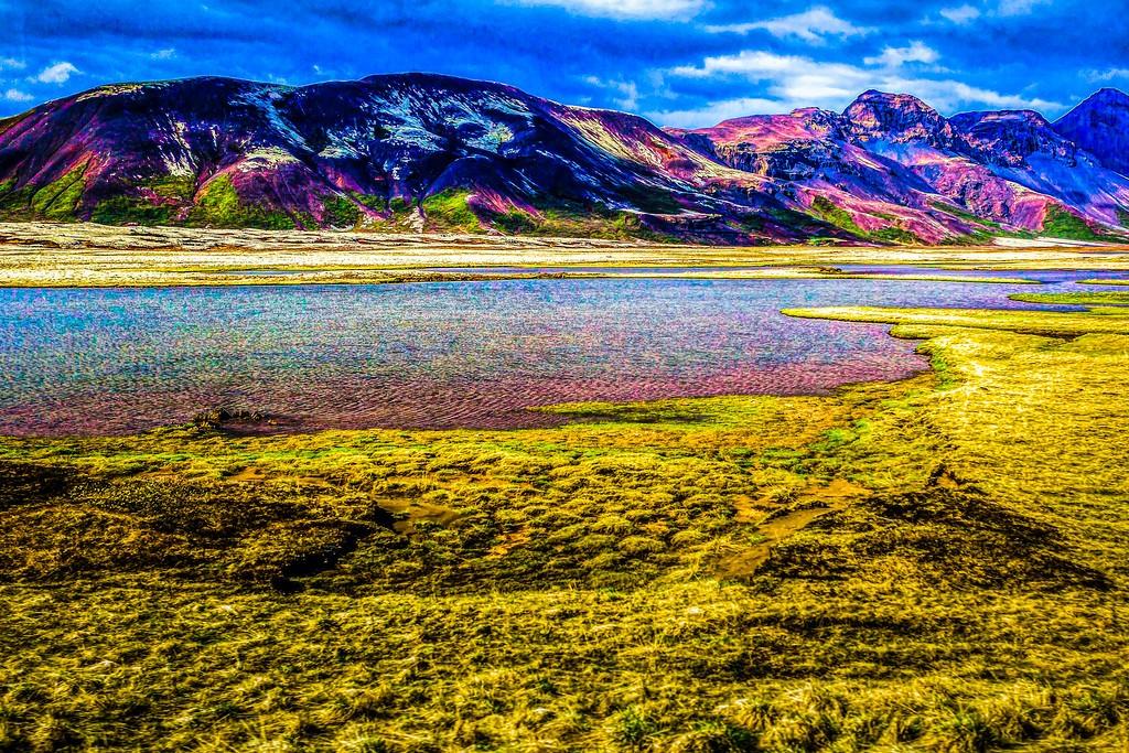 冰岛风采,风景如画_图1-36
