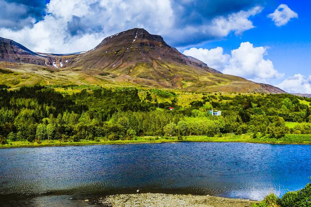 冰岛风采,风景如画_图1-37