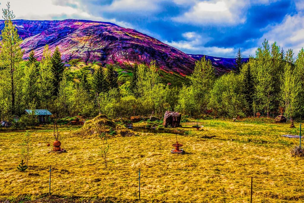冰岛风采,风景如画_图1-38