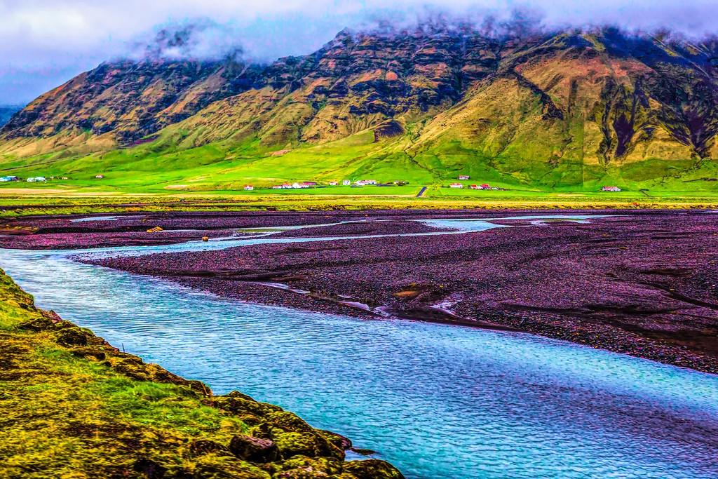 冰岛风采,风景如画_图1-35
