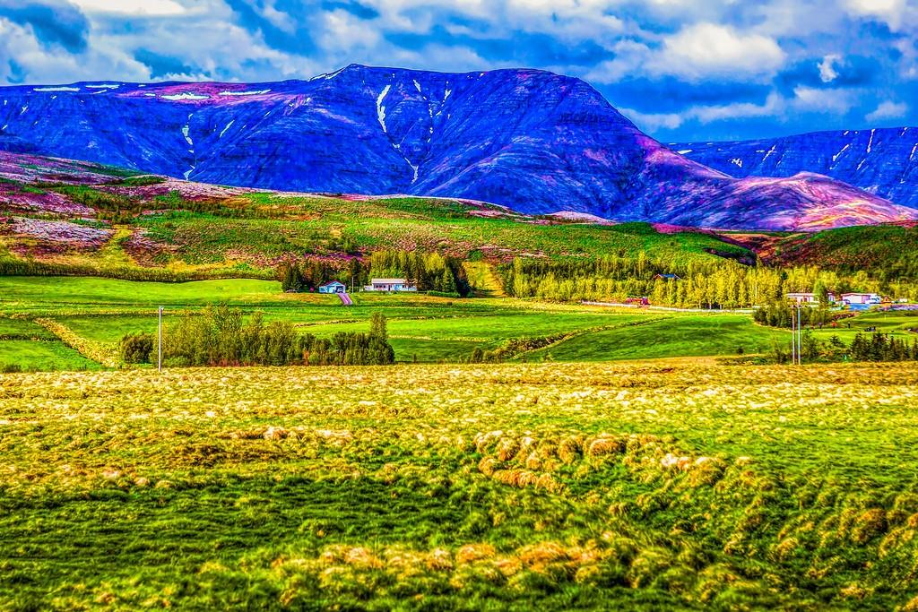 冰岛风采,风景如画_图1-39