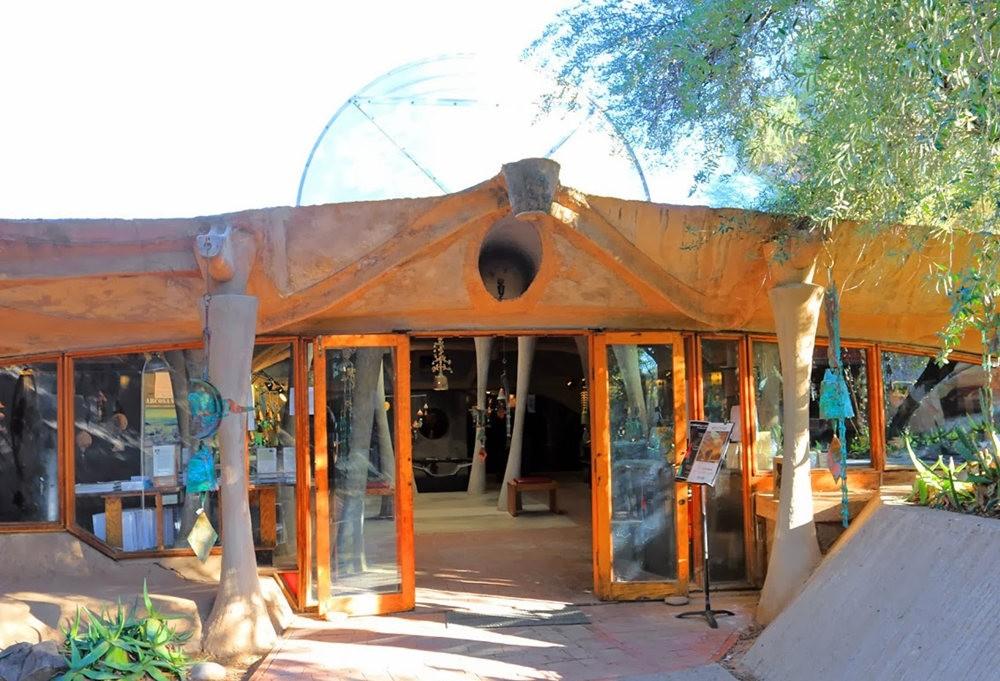 科桑蒂沙漠植物园_图1-3
