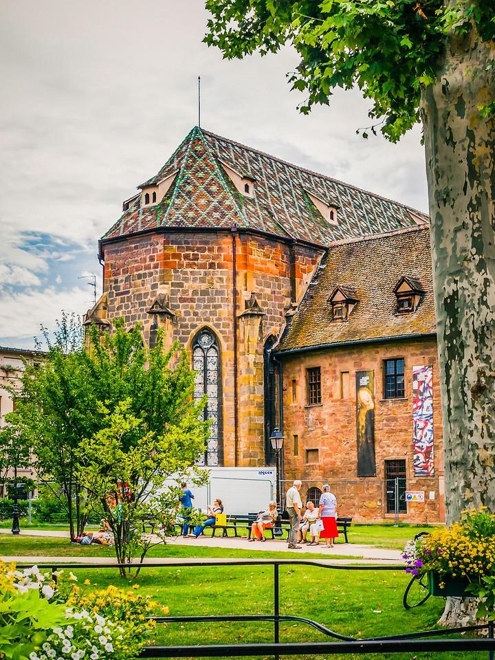 法国科尔马(Colmar),小城特色_图1-11