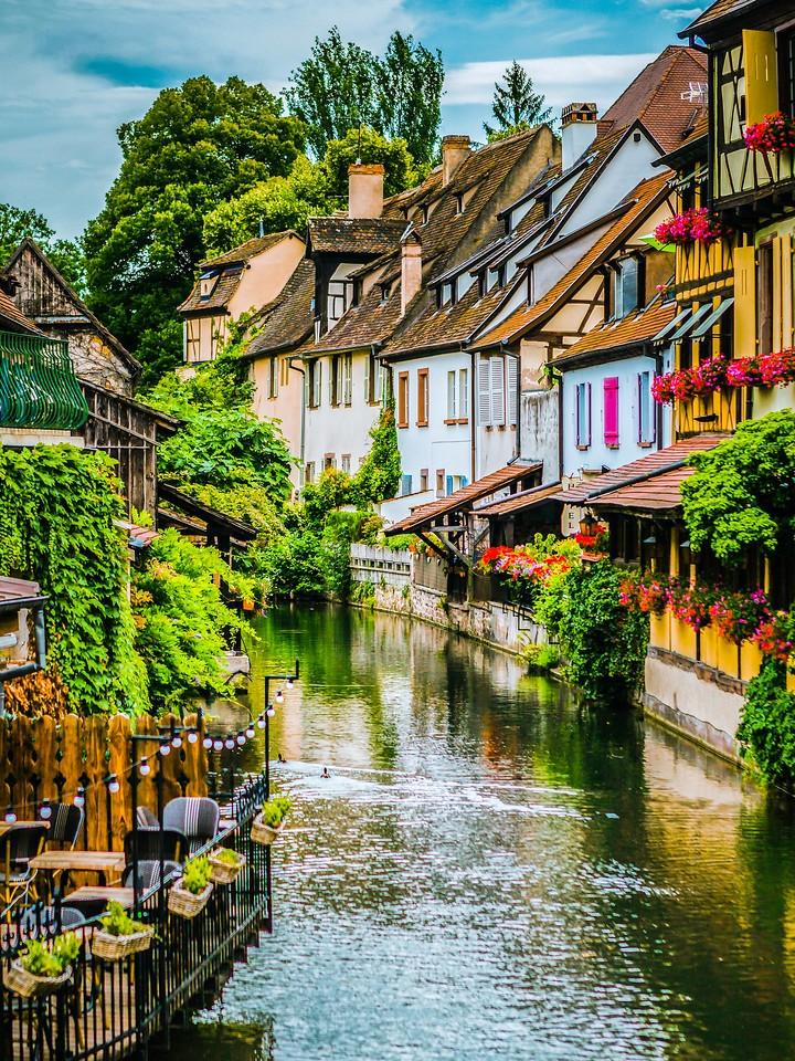法国科尔马(Colmar),小城特色_图1-1