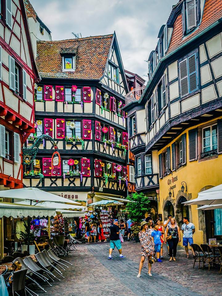 法国科尔马(Colmar),小城特色_图1-2
