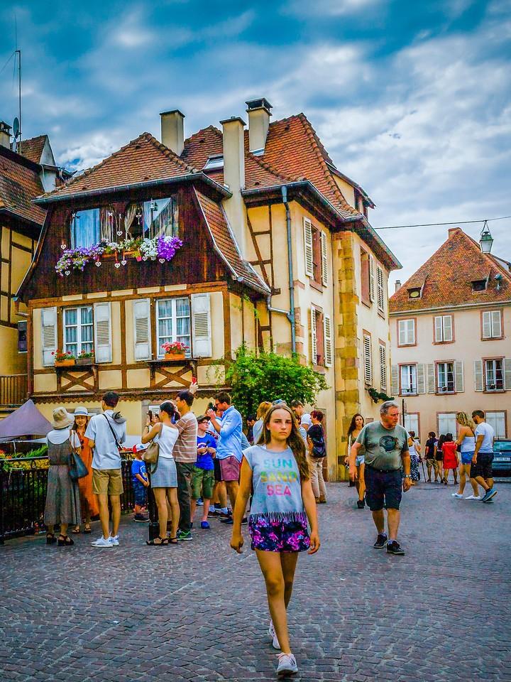 法国科尔马(Colmar),小城特色_图1-16