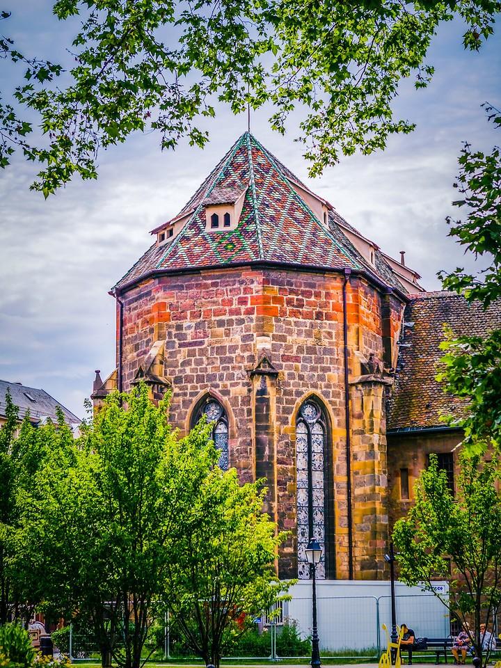 法国科尔马(Colmar),小城特色_图1-19