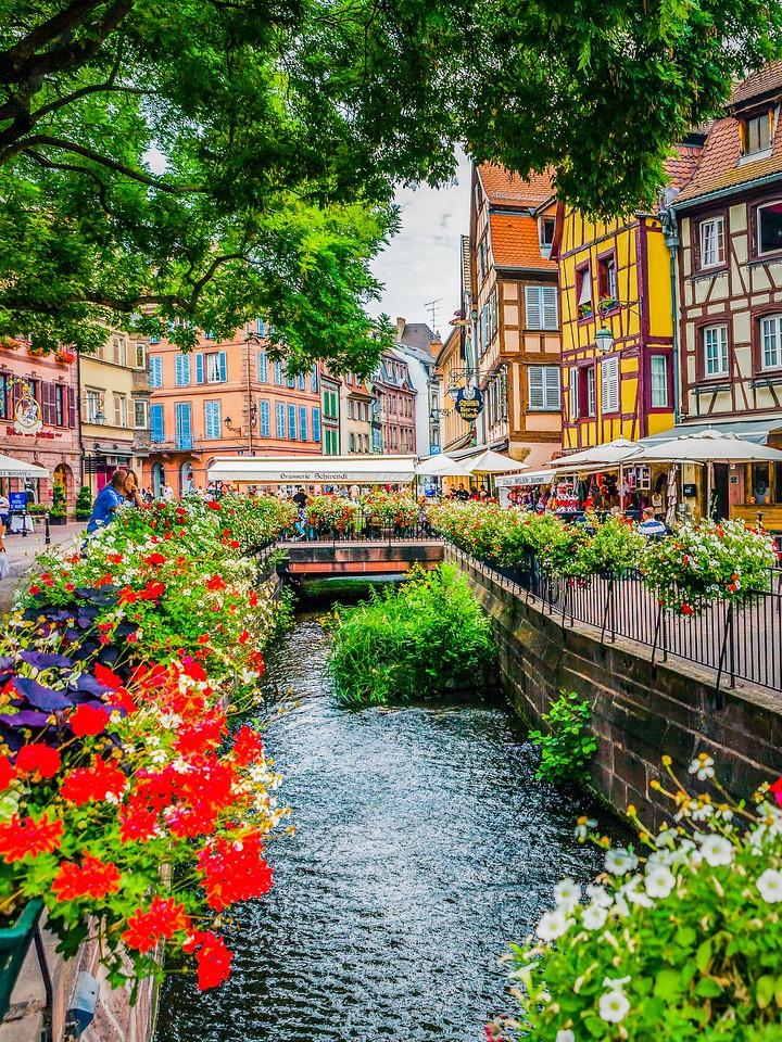 法国科尔马(Colmar),小城特色_图1-22
