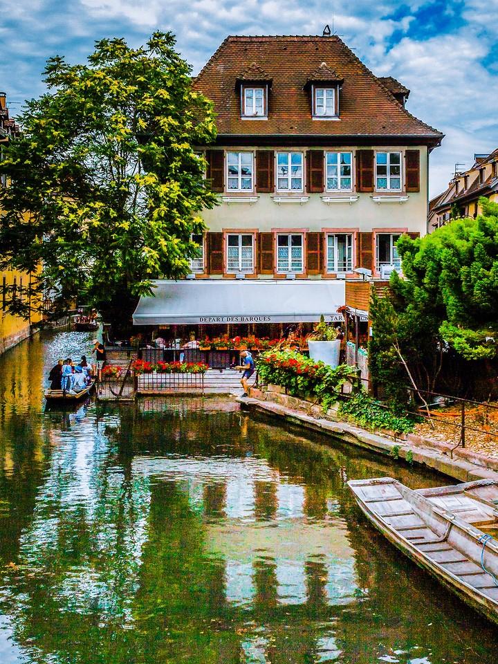 法国科尔马(Colmar),小城特色_图1-24