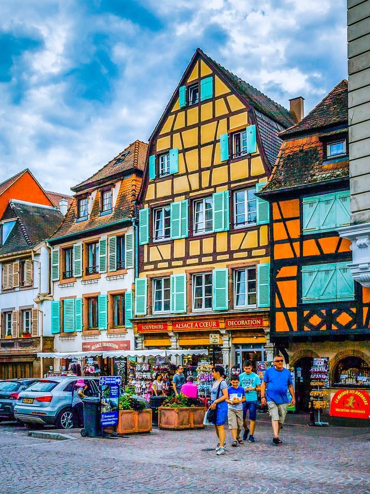 法国科尔马(Colmar),小城特色_图1-27