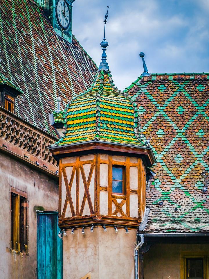 法国科尔马(Colmar),小城特色_图1-32
