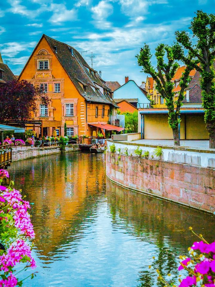 法国科尔马(Colmar),小城特色_图1-38
