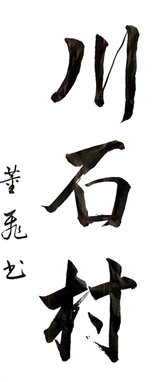 """纽约闽籍书法家為""""乡村题寫书法""""活动_图1-29"""