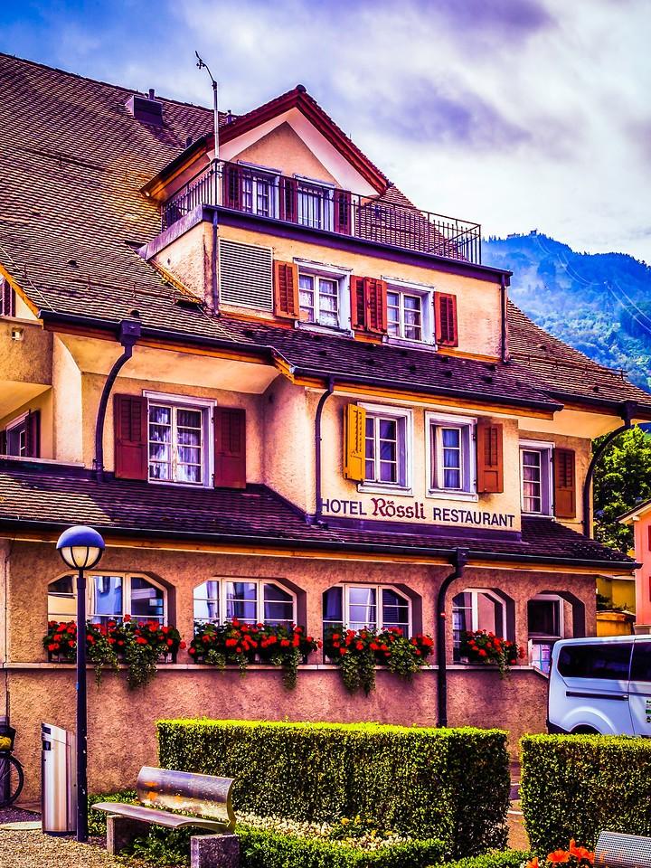 瑞士卢塞恩(Lucerne),特色建筑_图1-14