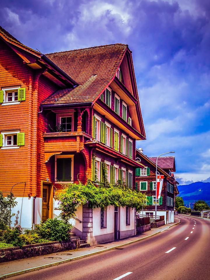 瑞士卢塞恩(Lucerne),特色建筑_图1-12