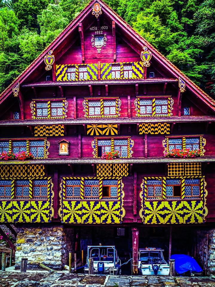 瑞士卢塞恩(Lucerne),特色建筑_图1-11