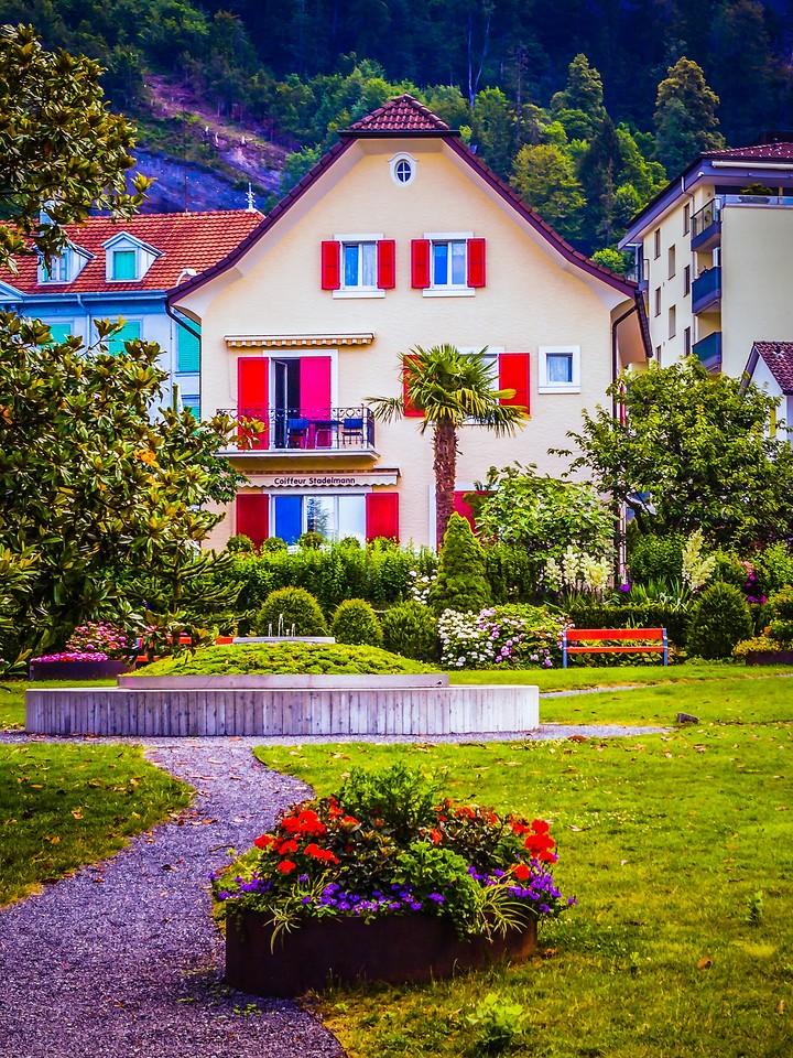 瑞士卢塞恩(Lucerne),特色建筑_图1-8