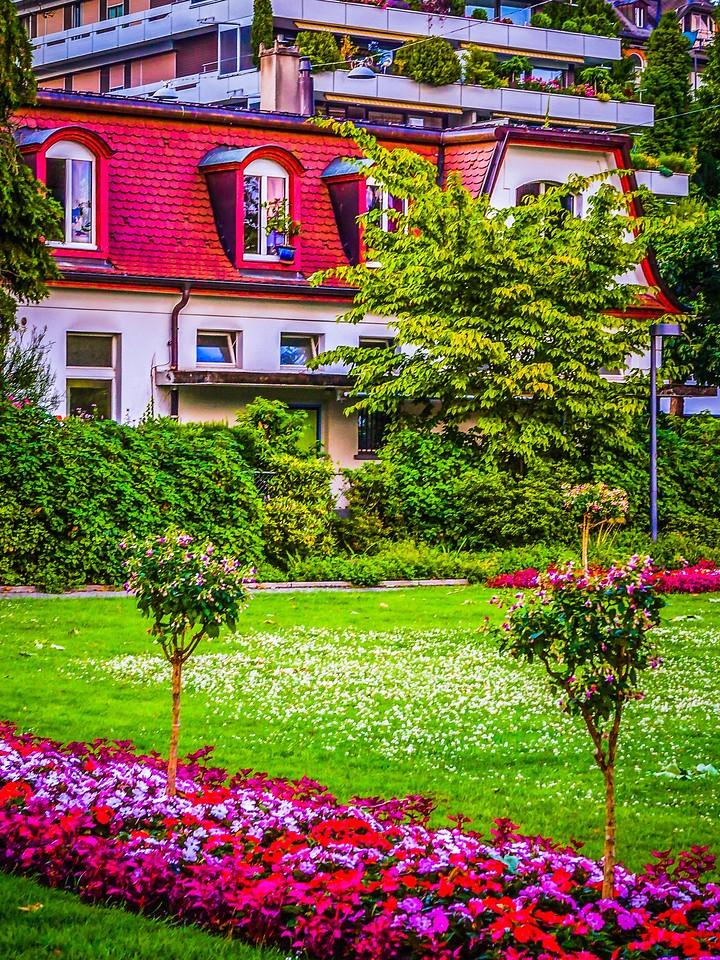 瑞士卢塞恩(Lucerne),特色建筑_图1-7